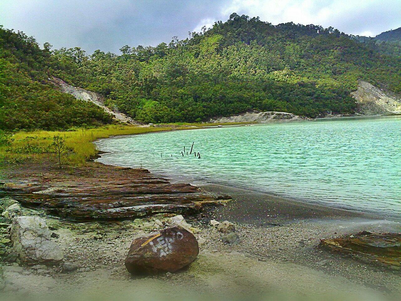 Talaga Bodas Garut Kawasan Wisata Alam Talaga Bodas
