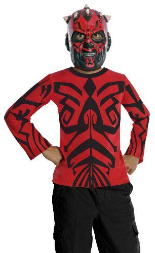 Star Wars Darth Maul Value Costume Small \u003e\u003e\u003e Visit the image link - lowes halloween
