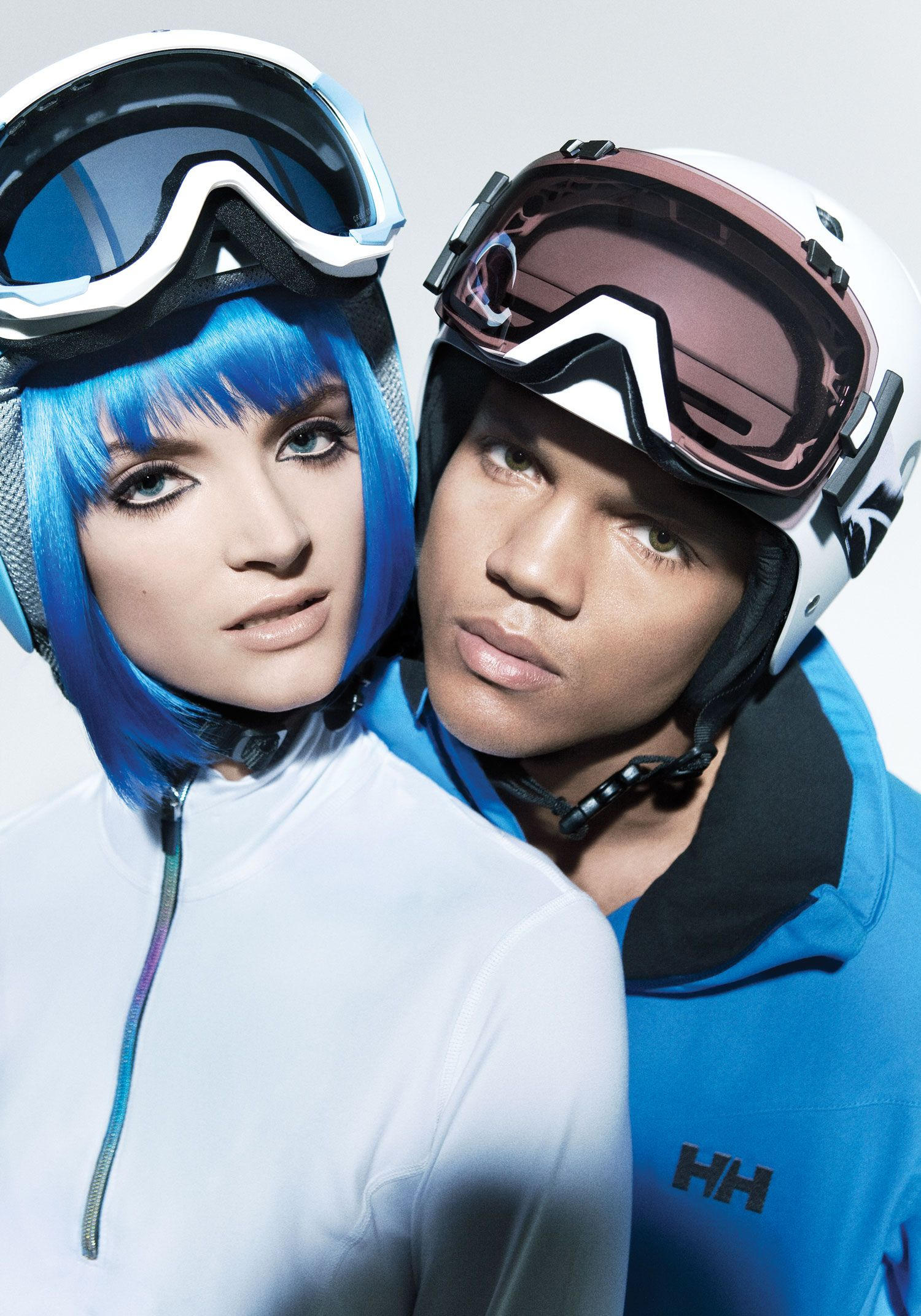 2012 Winter SNOW Fashion Shoot: Space Race. Photos By Jeff