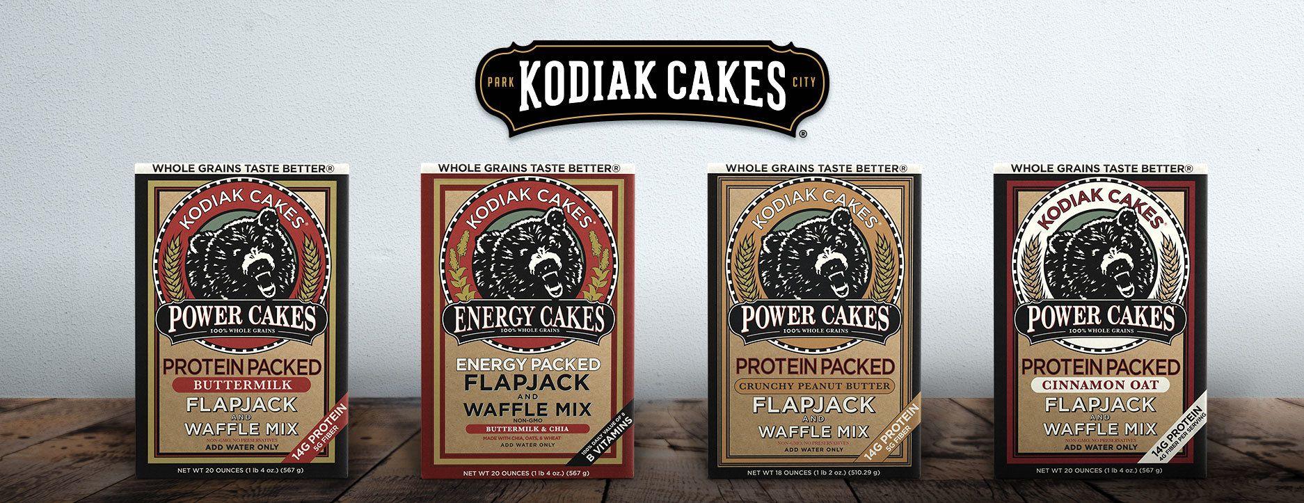 Kodiak cakes protein packed buttermilk flapjack waffle
