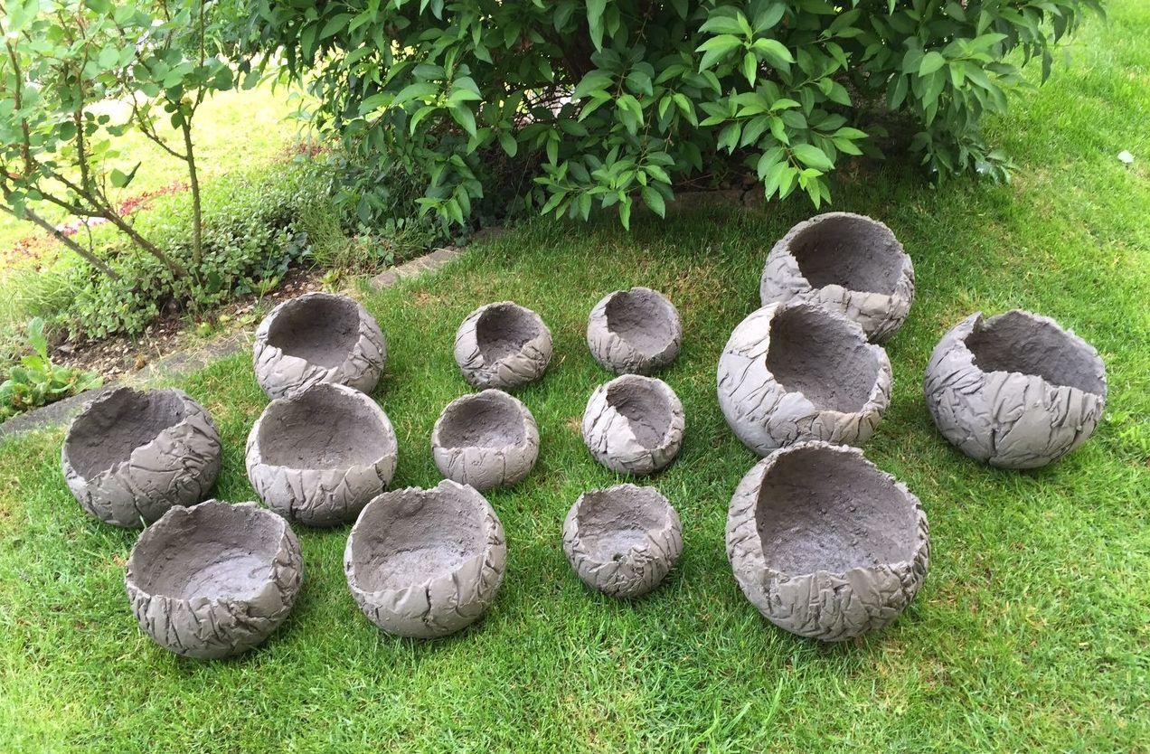 kreatives aus beton von edith und liana. mit viel liebe zum detail