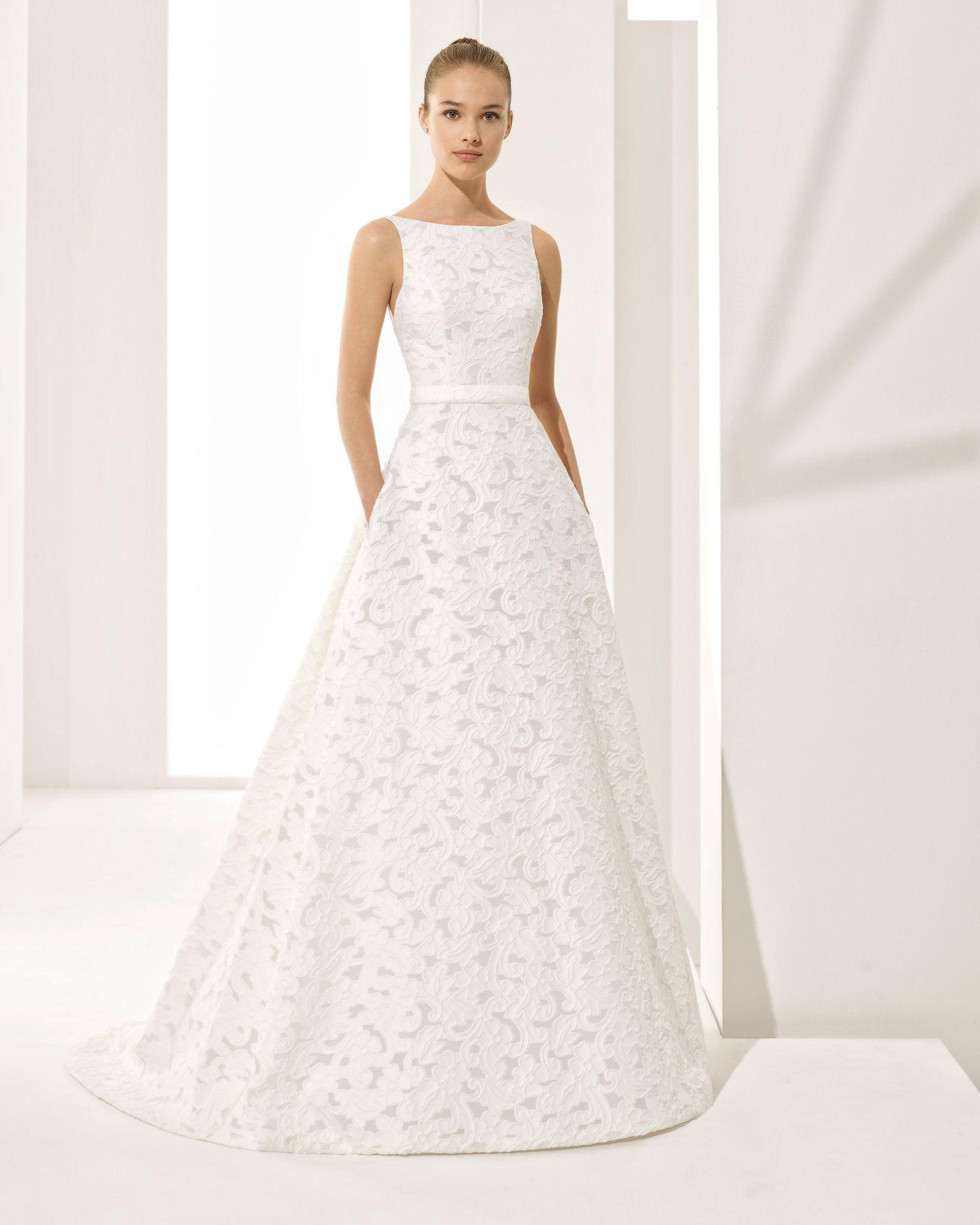 PARALEL - Hochzeit 2018. Kollektion Rosa Clará Couture | Pinterest ...