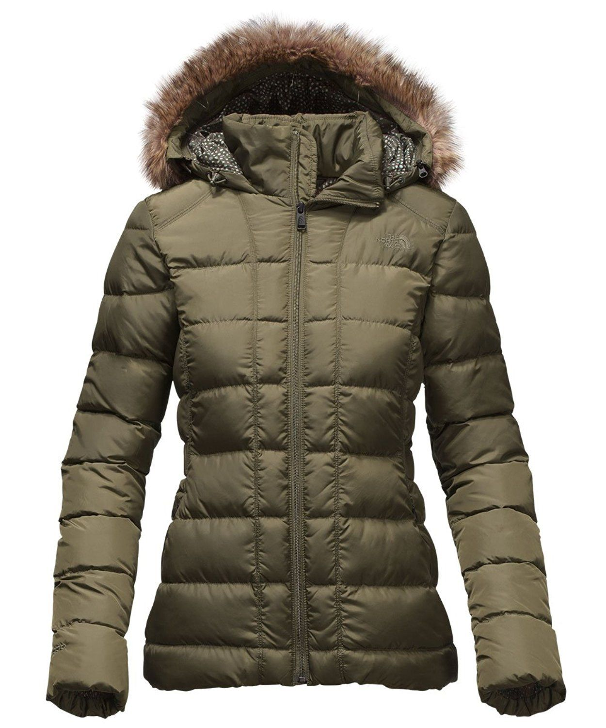 Women's The North Face Gotham Down Jacket Coveted, warm 550-fill ...