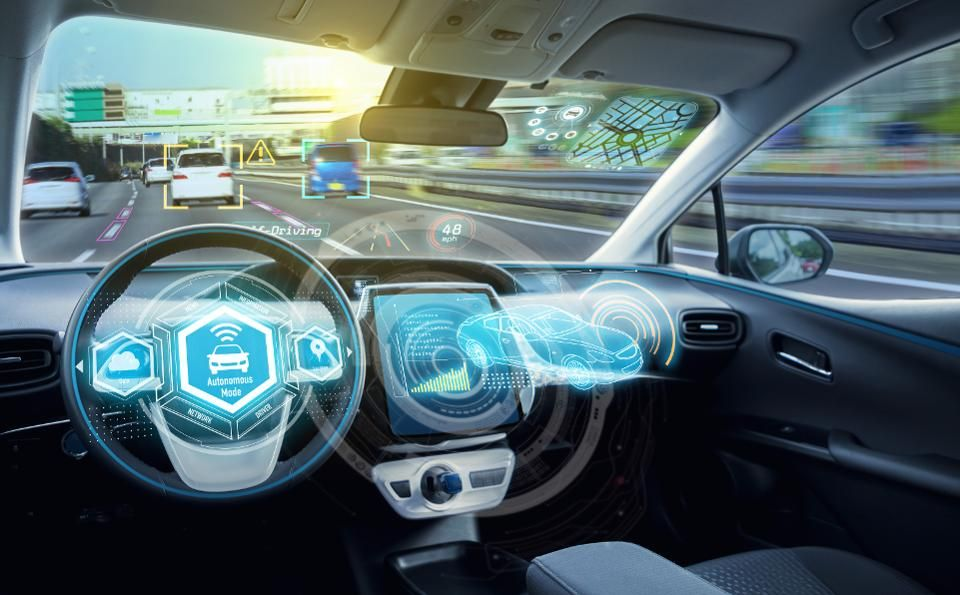 The Future Of The Transport Industry Iot Big Data Ai And