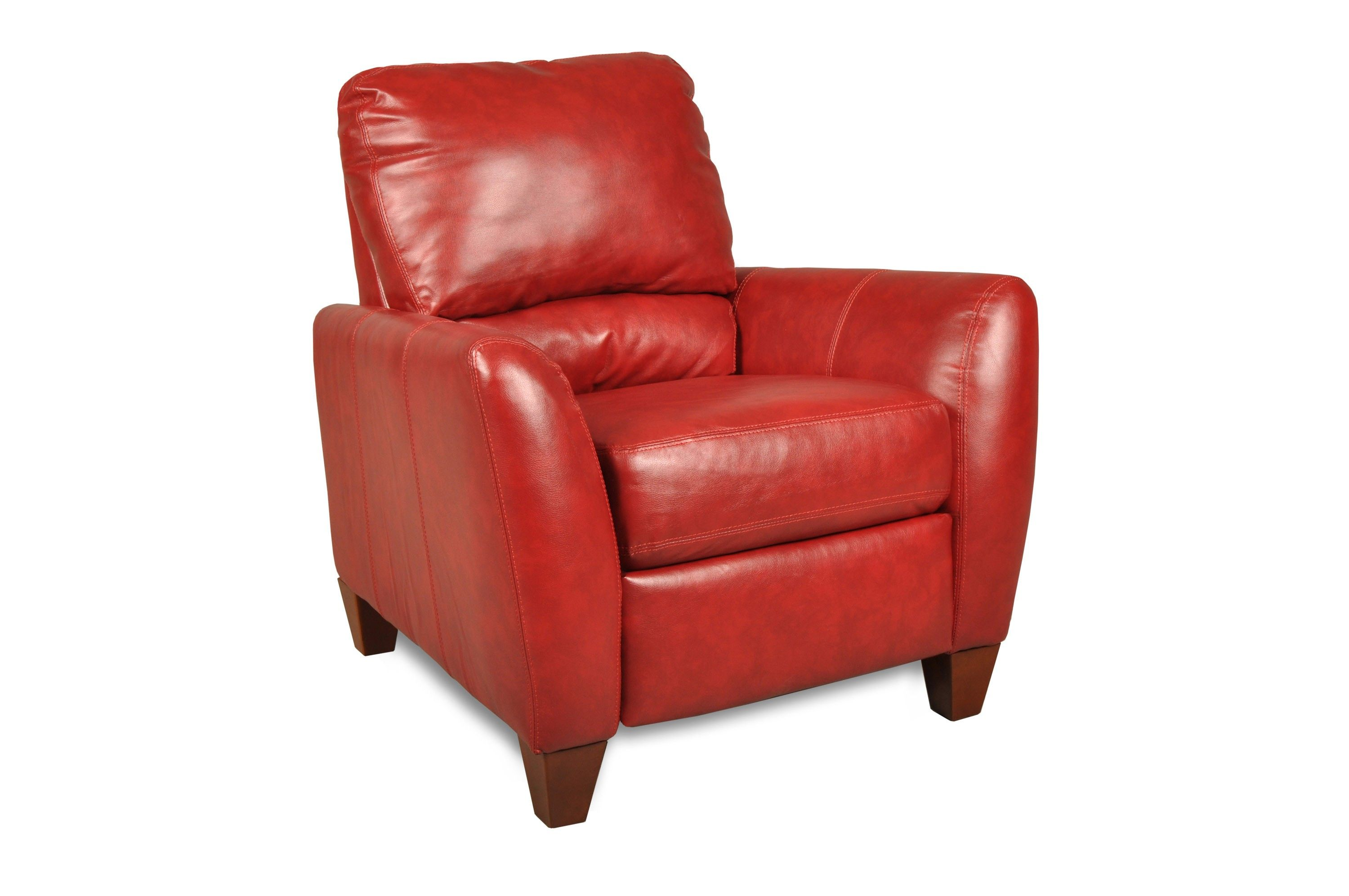 Salem Recliner by Chelsea Home Furniture in Como Bold Red 730275-86-GENS-39962 | Recliners & Rockers  Not necessarily in red...