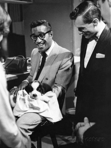sammy davis jr and dog - Google Search