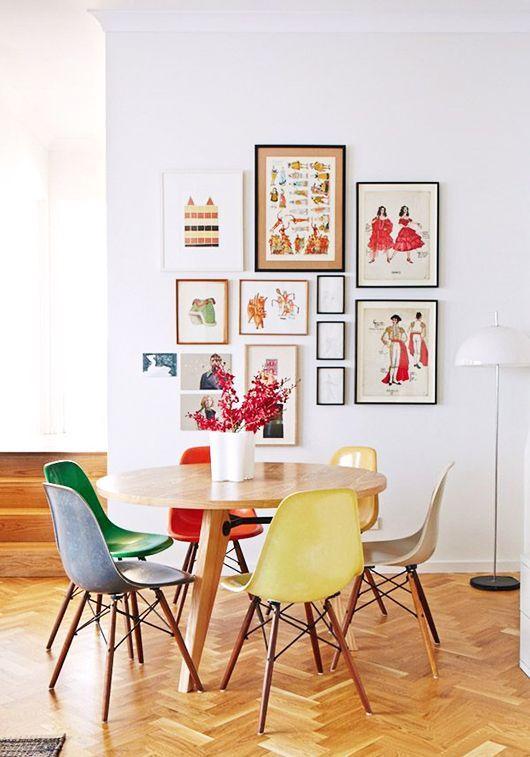 Classically Colorful Dining Room Design Decor Room Design