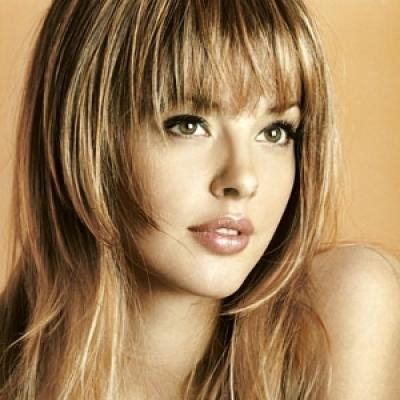 Haircuts For Round Faced Girls Haircut Trends Pinterest Girl - Hairstyle for round face indian girl
