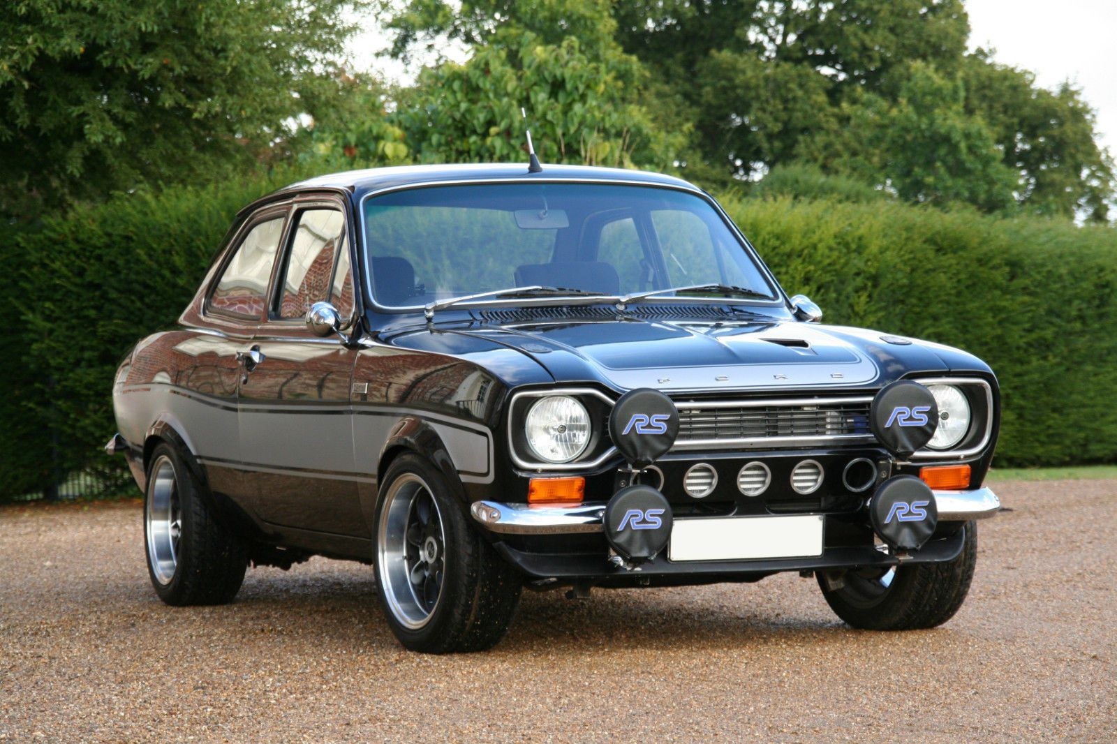 Mk 1 Ford Escort,RS 1600 Recreation, X Flow Turbo 195 BHP, Drag ...