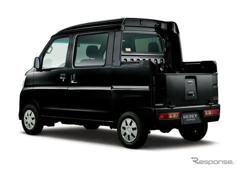 Daihatsu Hijet Hadir Kembali Dengan Konsep Semakin Berkelas