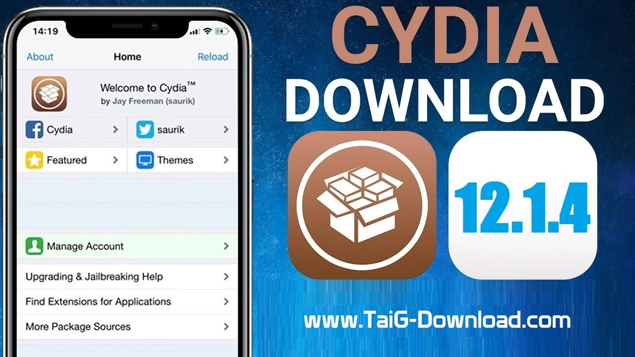 Latest Cydia Installer tool for download & install Cydia