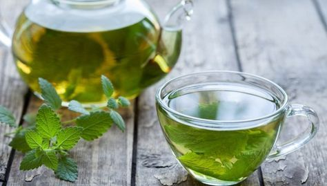 какой чай снижает температуру