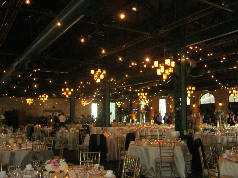 Wedding Reception At Nicollet Island Pavilion