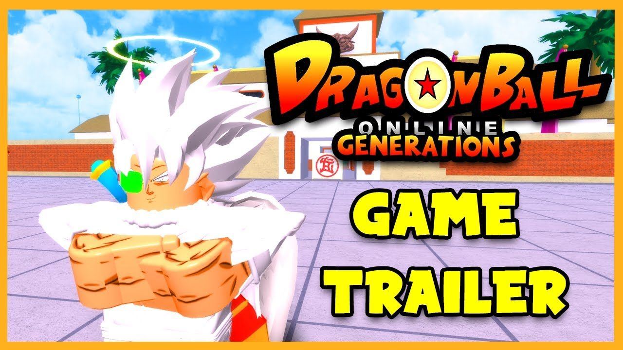 Best Dragon Ball Games On Roblox 2020 Pin By Best Gaming News Com On Latest Gaming News In 2020 Generation Game Game Trailers Roblox