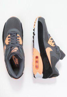 f8272ab92b8 Nike Sportswear AIR MAX 90 ESSENTIAL - Sneaker low - dark grey ...