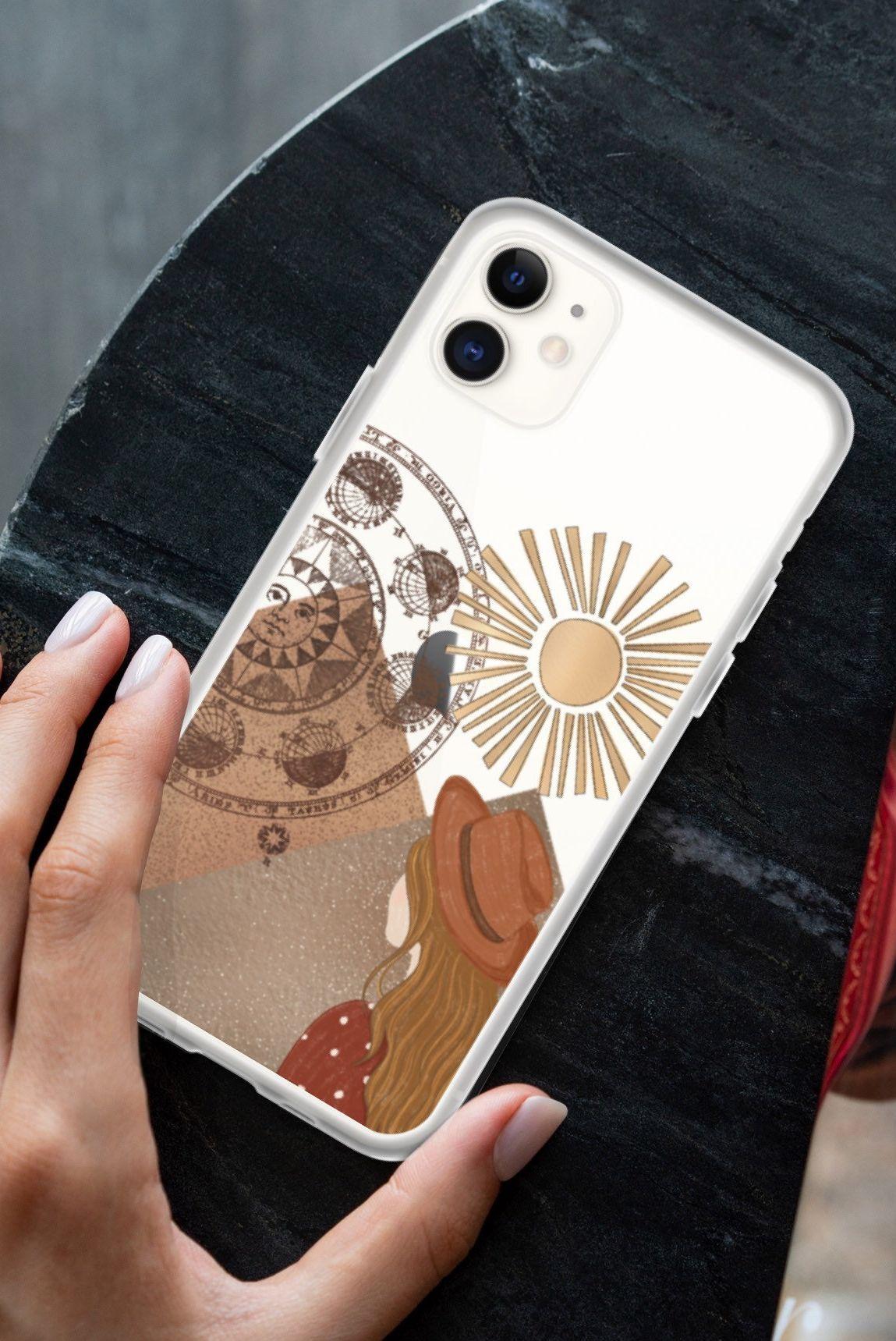Aesthetic desert iphone case zodiac iphone 11 pro max case