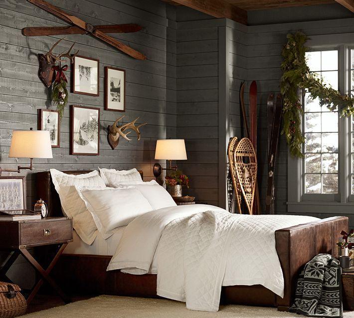 34++ Deco chambre chalet montagne inspirations