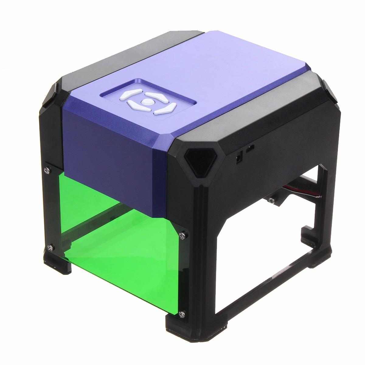 [US$109.90] K3 Purple 1500mW Mini Laser Engraver Printer DIY Logo Marking USB Engraving Machine 8x8cm #purple #1500mw #mini #laser #engraver #printer #logo #marking #engraving #machine #8x8cm