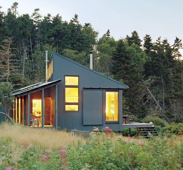 corrugated-metal-house-alex-scott-porter-design | Cottage Build ...