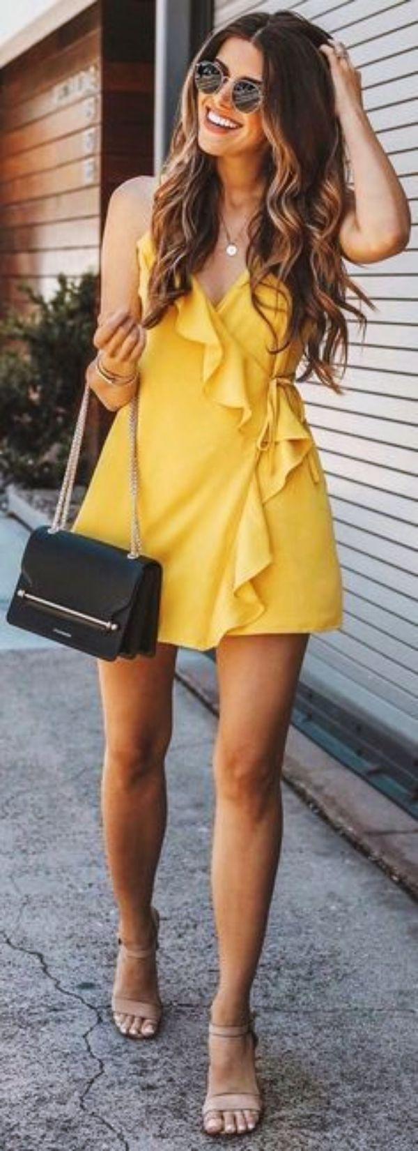 78ac4c62fbc6 Wrap Dresses And Outfits Ideas.  wraps  dresses  outfits  ideas  women   womensfashion  fashion