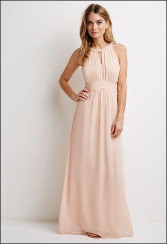 48 schöne lange Kleider für Hochzeitsgäste | Vestidos de ...
