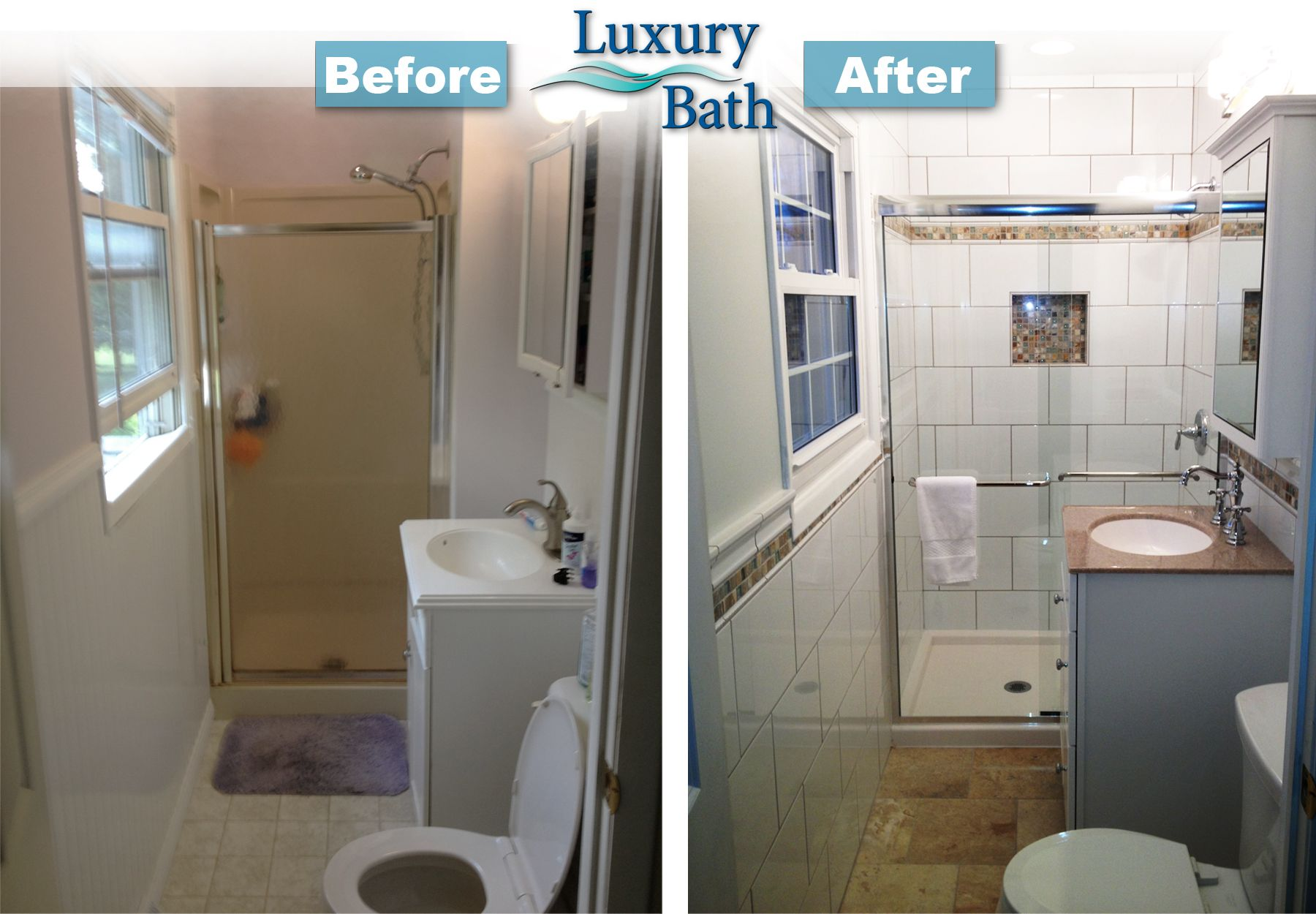 Looking for small bathroom remodeling ideas? Here is a ...