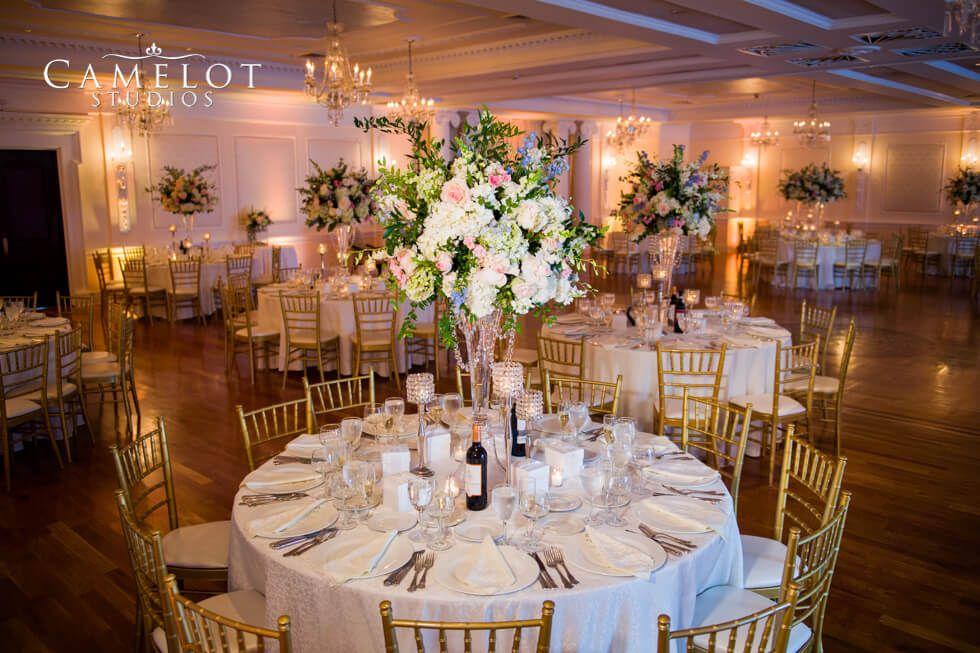 The Carltun Table Arrangement Arrangements Wedding Venues Desk Reception