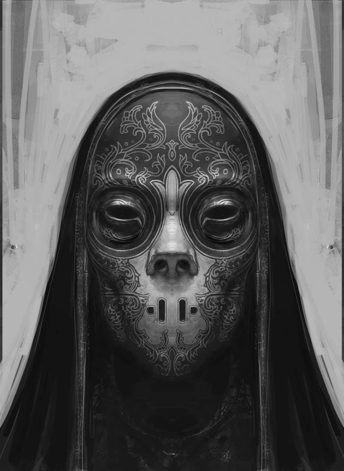 Картинки маска арт