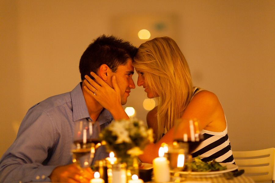 Romantic Dinner Ideas At Home Want More Romantic Dates Http Peaklifelink