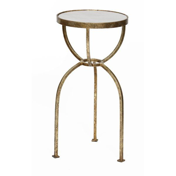 Round End Table Trays, Rounding and White granite