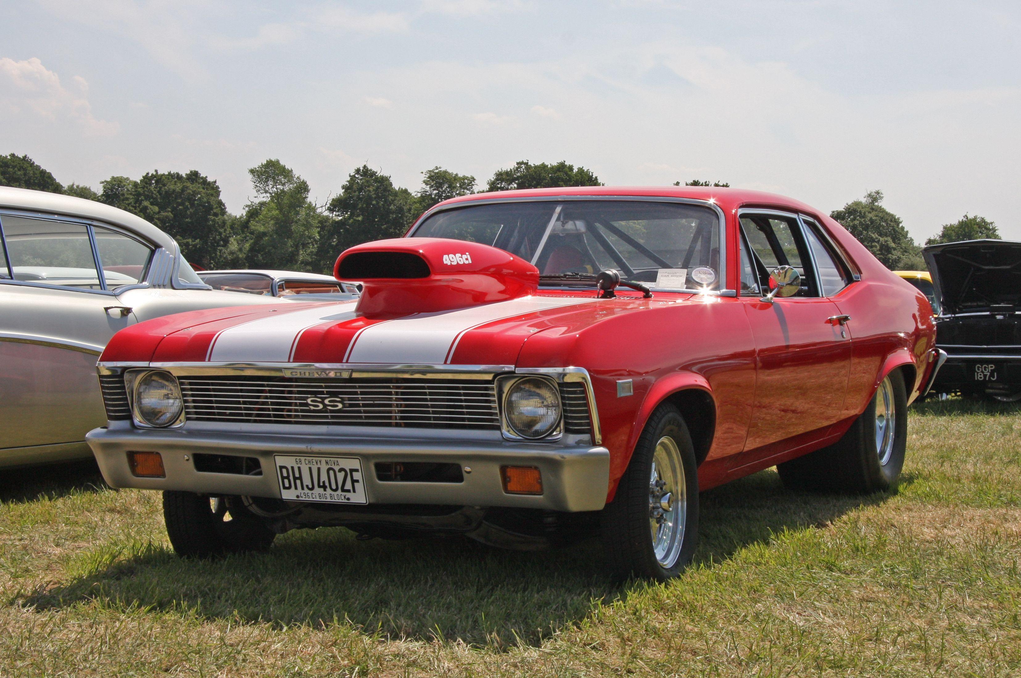 File:1968 Chevy Nova SS - Flickr - exfordy.jpg - Wikimedia Commons ...