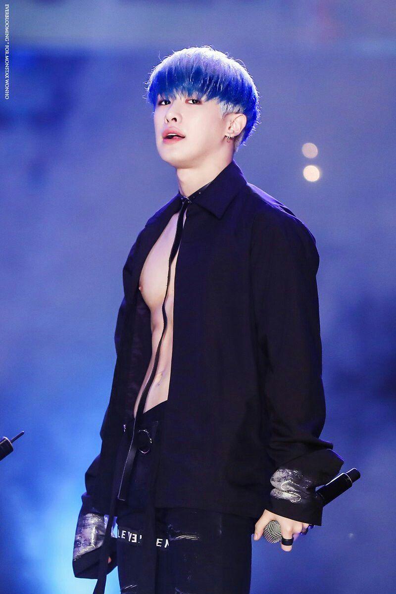 Blue Wonho