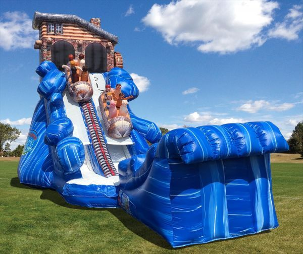 Pin By Party Perfect Rentals On New For 2017 Party Perfect Rentals Water Slide Rentals Bounce House Rentals Inflatable Rentals