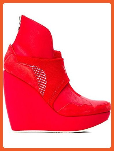 db823280b9ee6 adidas Women's Y-3 Shell Wedge Red S83308 (SIZE: 9) - Sneakers for ...