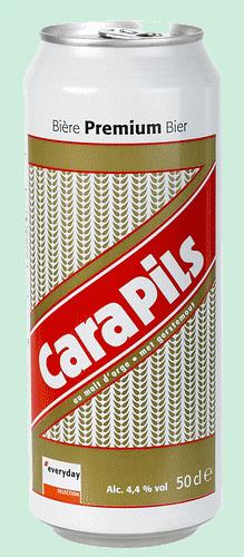 Cara Pils 4 4 Can 50cl Chockies Saveurs Gourmandes Belges Canning Belgian Beer Pils