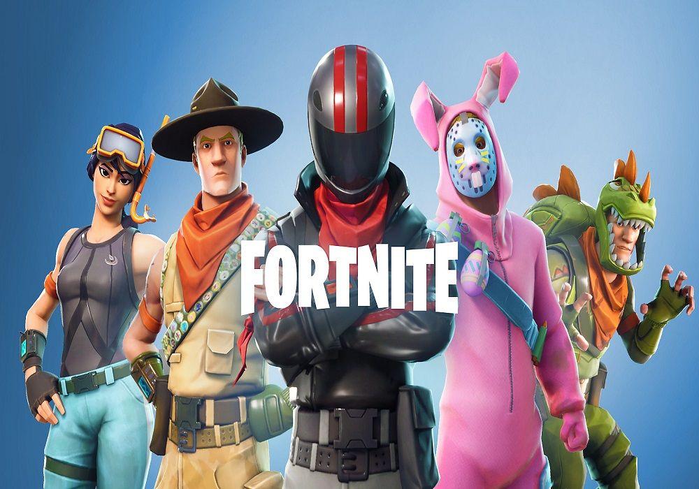 Fortnite Battle Royale 2018 Version Fortnite, Epic games