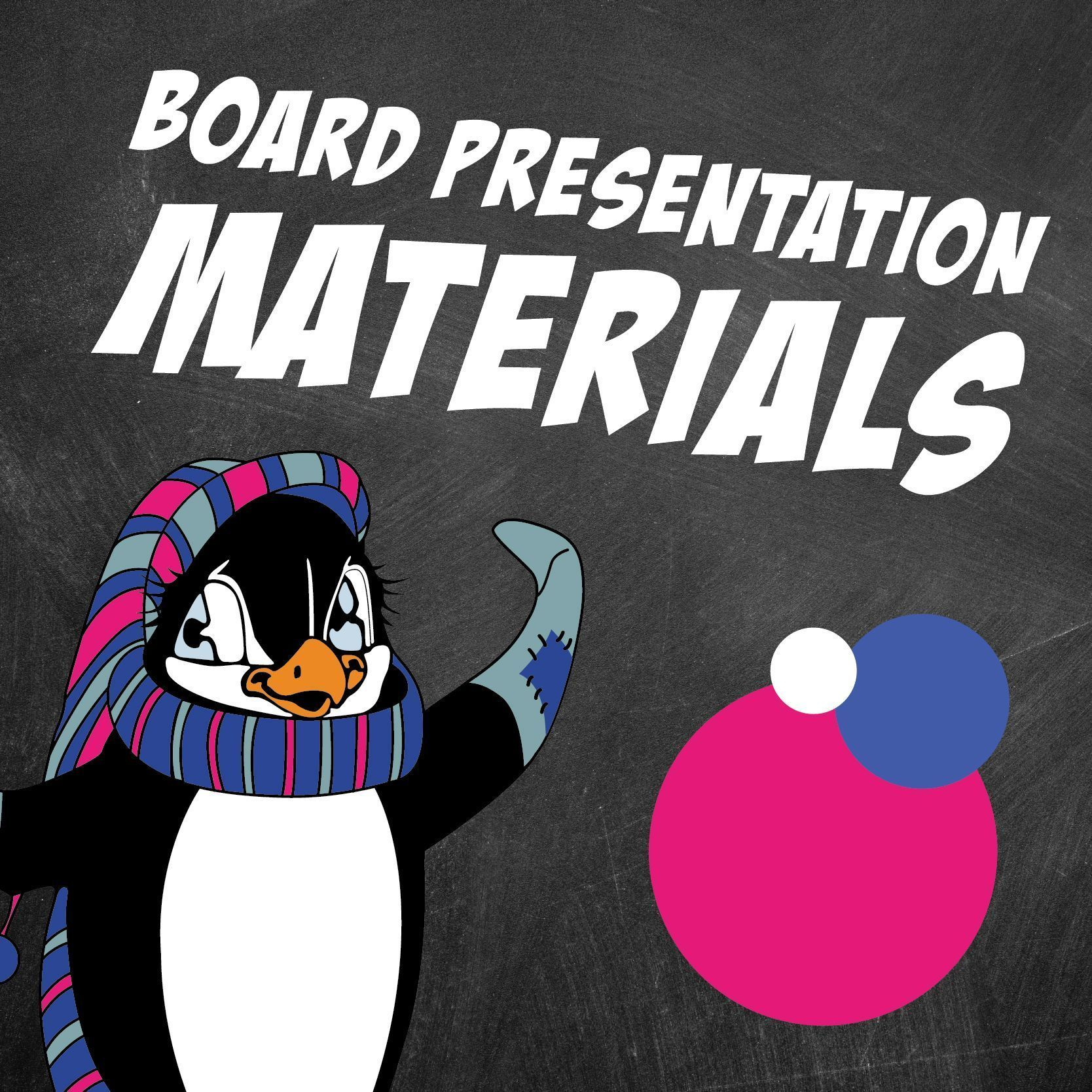Presenting the Penguin Patch Holiday Shop to your school's