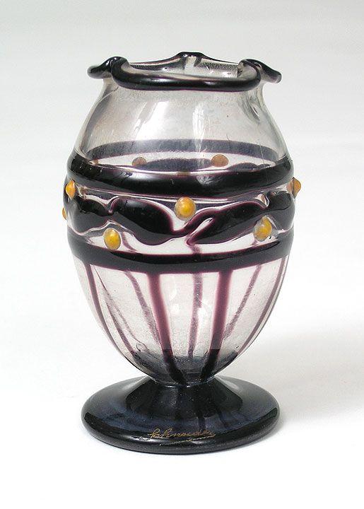 Schneider, Miniature Vase