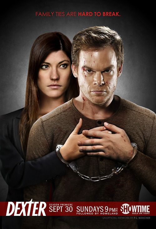 Dex Deb Jennifer Carpenter Assassinos Em Serie Dexter