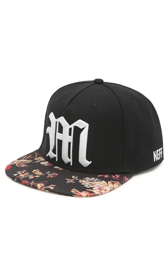2f6e9c34421 Neff Mickey Snapback Hat