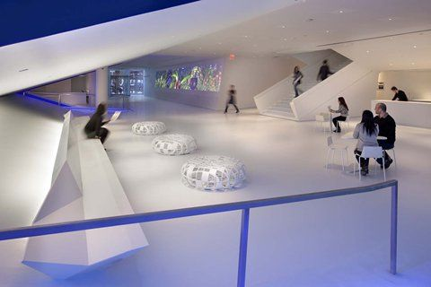 SEDG's Xlab – Experience + Interaction in Public Space – is taking place on 24 October at the Museum of the Moving Image.