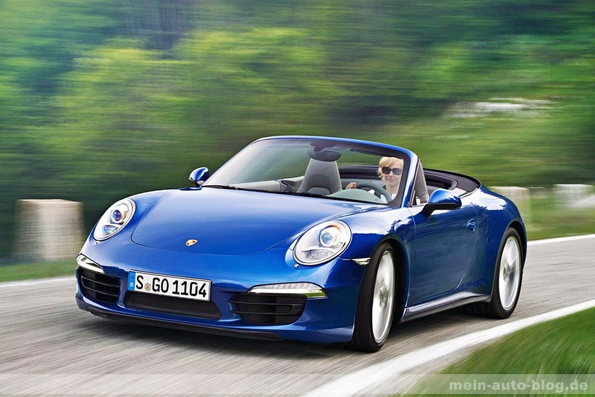 Galerie Porsche Carrera 4S 991