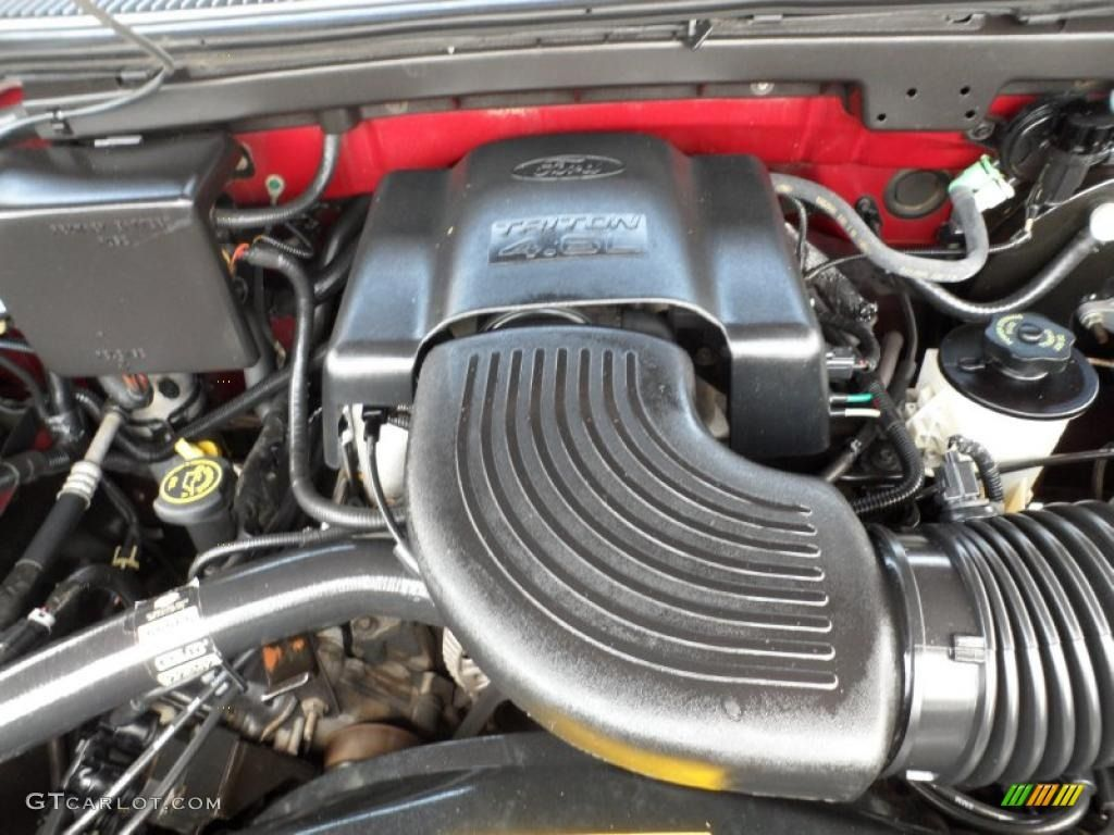 1997 ford f150 xlt extended cab 4x4 4 6 liter sohc 16 valve triton v8