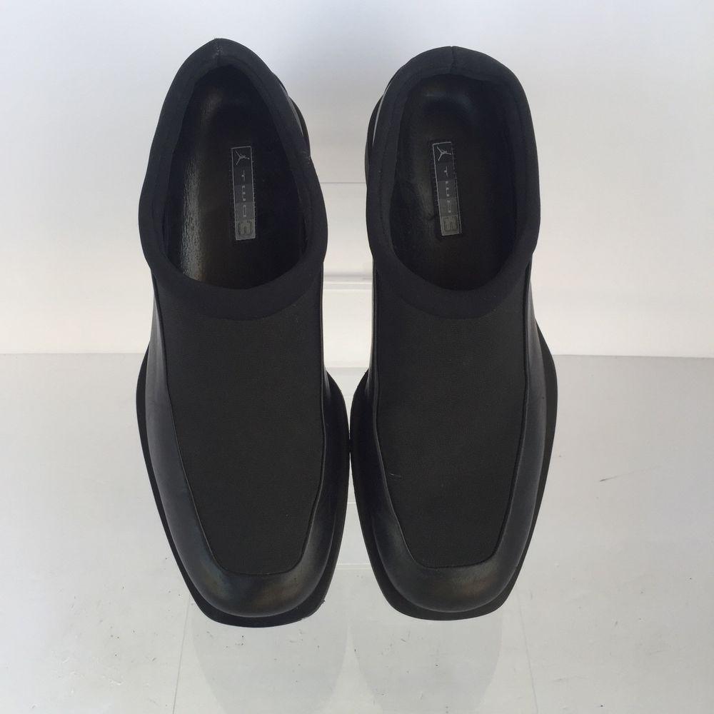 Nike Jordan Two3 Italian Black Leather