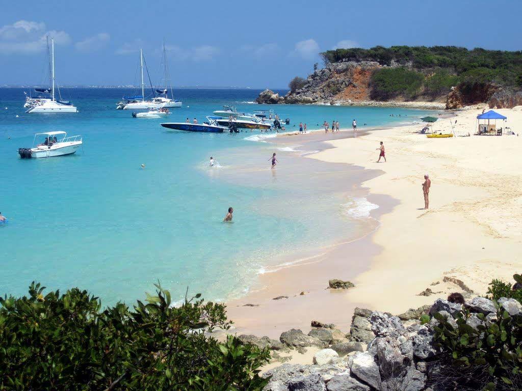 Orient Bay Beach St Martin 1