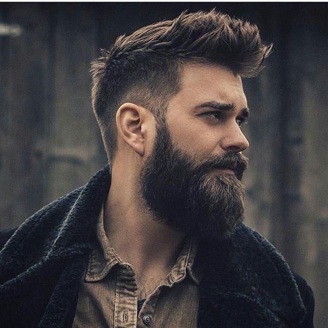 Awesome 20 Gentelmen Hairstyles And Beard Ideas. Nice Man