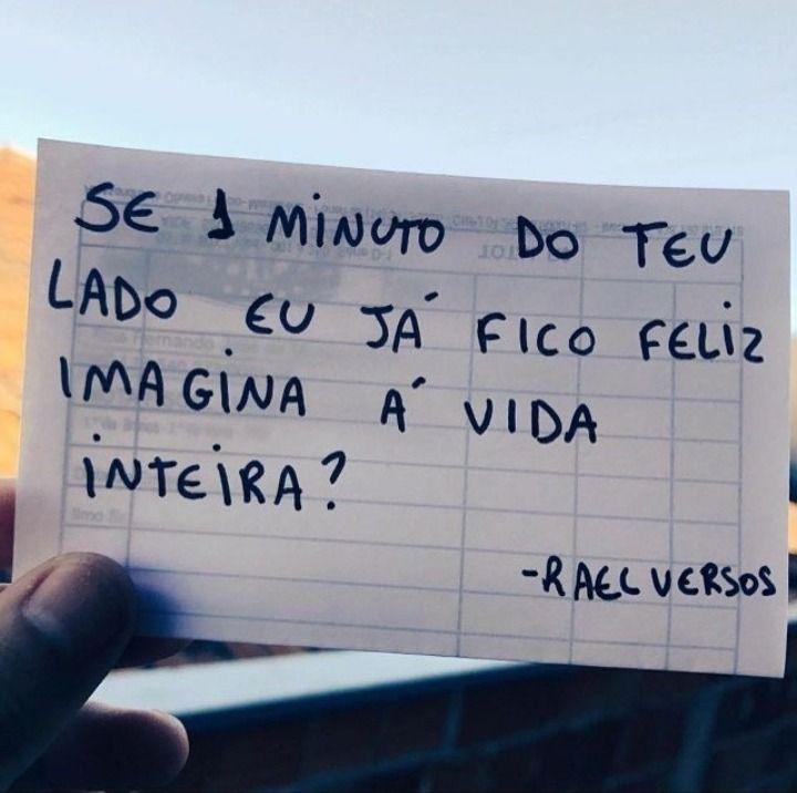Pin De Sara Cirne Em Forever 3 Amor Citações De Amor E Amor Namoro