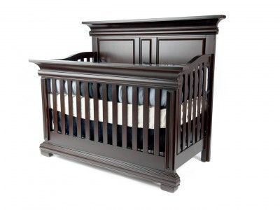 Munire Majestic Crib Cribs Convertible Crib Baby Furniture