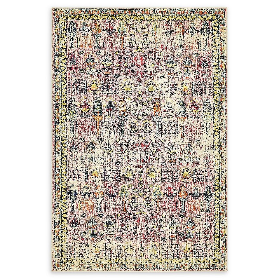 Adobe Alta 4 X 6 Area Rug In Pink Rugs Area Rugs Small Rugs