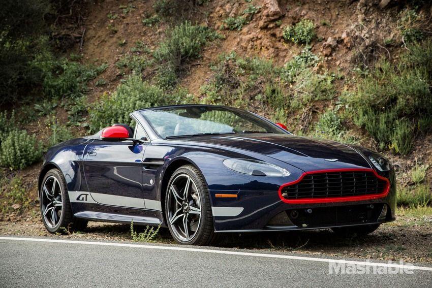 Aston Martin S V8 Vantage Gt Roadster Review A Barbarian In A Tuxedo Aston Martin Aston Martin V8 Aston